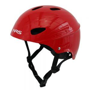 NRS Havoc Helmet Short Ear Red
