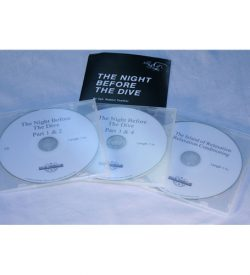 Night Before the Dive CD
