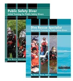 Public Safety Diver / Dive Rescue 1 Combo Student Kit