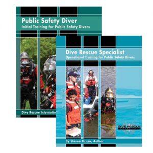 Public Safety Diver / Dive Rescue 1 Combo Student Kit