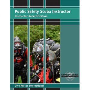 Public Safety Scuba Instructor