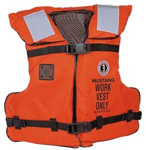 Mustang Survival Work Vest