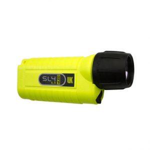 UK SL4 eLED Yellow