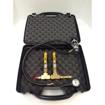 2-Port Lift Bag Manifold & Regulator