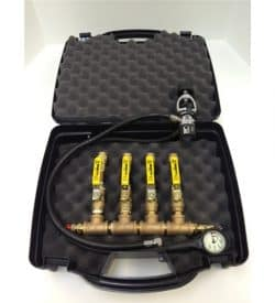 4-Port Lift Bag Manifold & Regulator