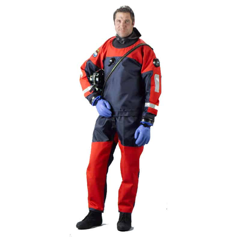 DUI Public Safety TLS Drysuit
