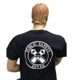 Public Safety Diver T-Shirt