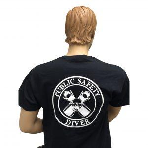 Public Safety Diver T-Shirt