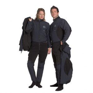 Aqua Lung MK2 John and Jacket Package