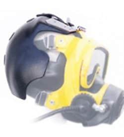 Kirby Morgan DSI EXO Mask Hard Shell