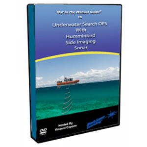 A Not in the Manual Guide to Underwater Search OPS with Humminbird Side  Imaging Sonar DVD 1197 AN OLDER MODELS