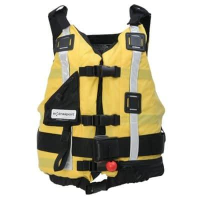 Extrasport Universal Rescuer Vest Yellow