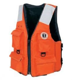 Mustang Four Pocket Survival Vest