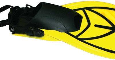 Shreddar SAR Fins Yellow