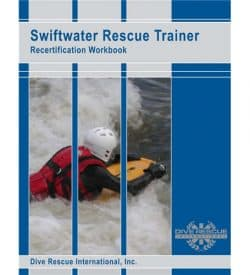 Swiftwater Rescue Trainer Recertificaton Kit