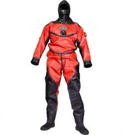 Aqua Lung Haz Mat Public Safety Drysuit