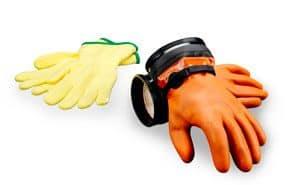 Zip Gloves