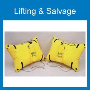 Lifting and Salvage
