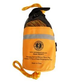 Mustang Survival Rope Throw Bag