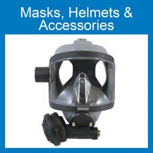 Masks Helmets Accessories