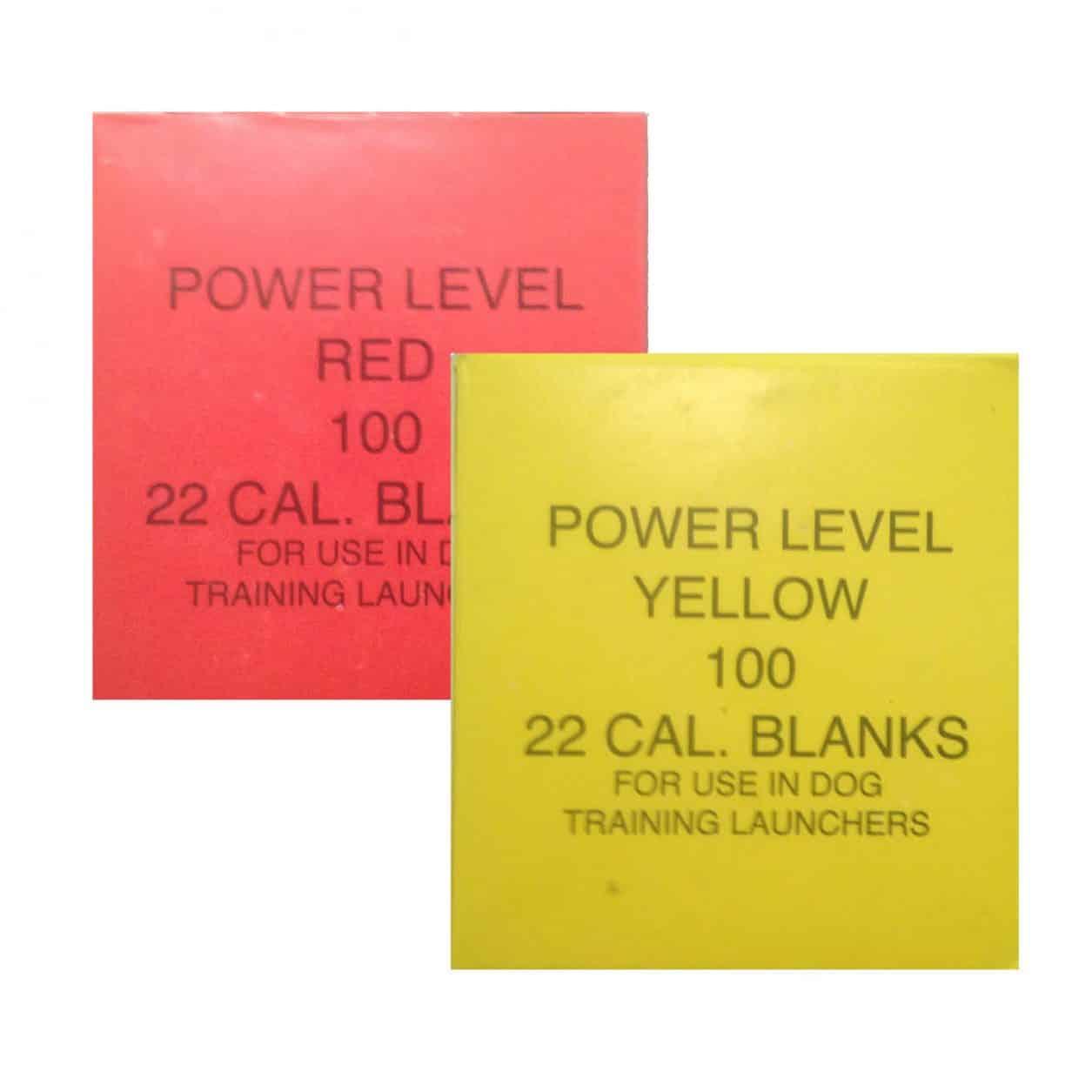 Line Launcher Power Loads