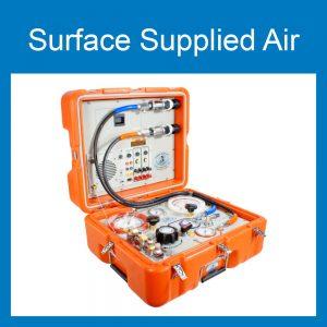 Surface Supplied Air