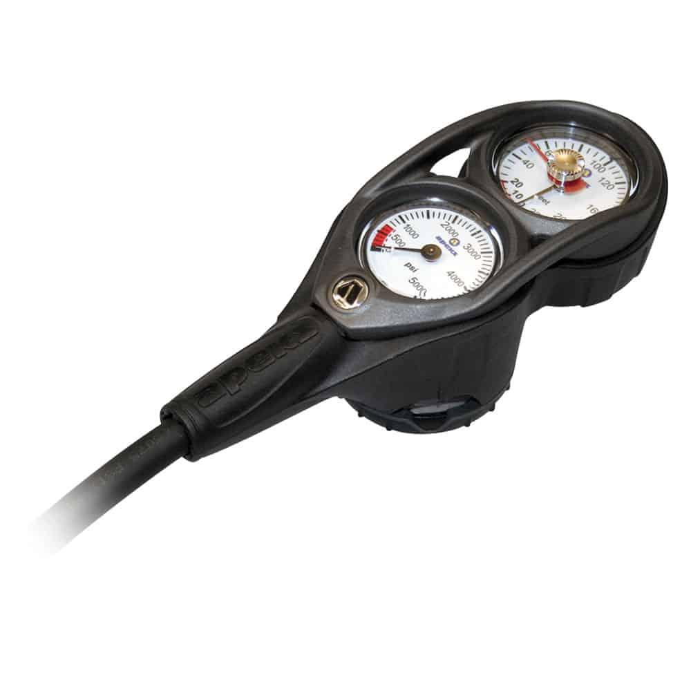 Apeks 3 gauge dive console dive rescue gear and supply - Apex dive gear ...