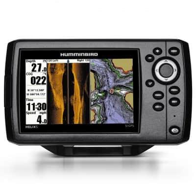 Humminbird Helix 5 SI GPS