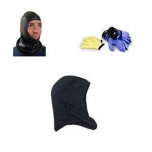 DUI Full Encapsulation Kit for Public Safety TLS Drysuit