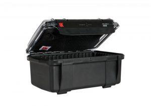 UK 408 Ultrabox Black Clear