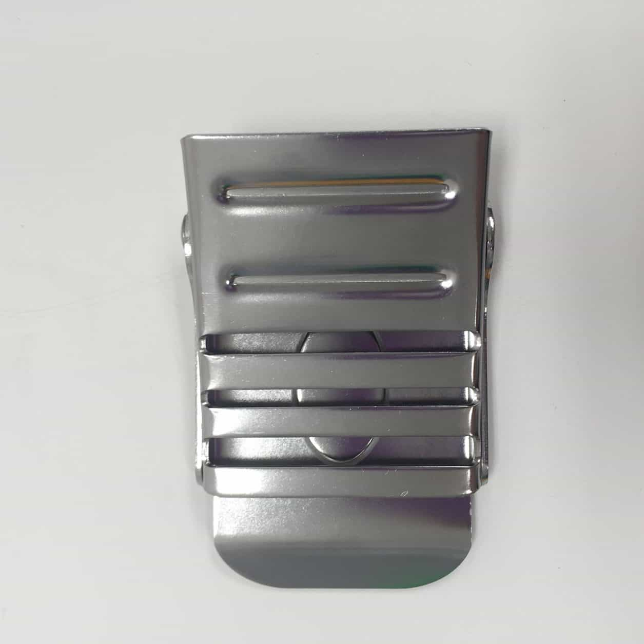 Deluxe Stainless Steel Buckle