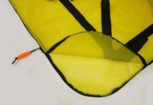 Underwater Mesh Body Bag