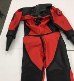 Used Hazmat suit 1