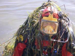 Dive Rescue diving mission