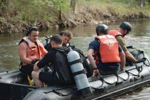 raft rescue dive rescue international