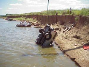 dive rescue car dive rescue