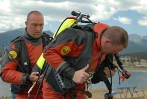 dive rescue international equipment adjustments