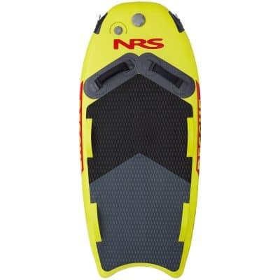 dive rescue international NRS Rescue Board top view