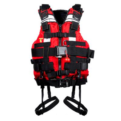 Force 6 Rescue Tec PFD with Swim Harness