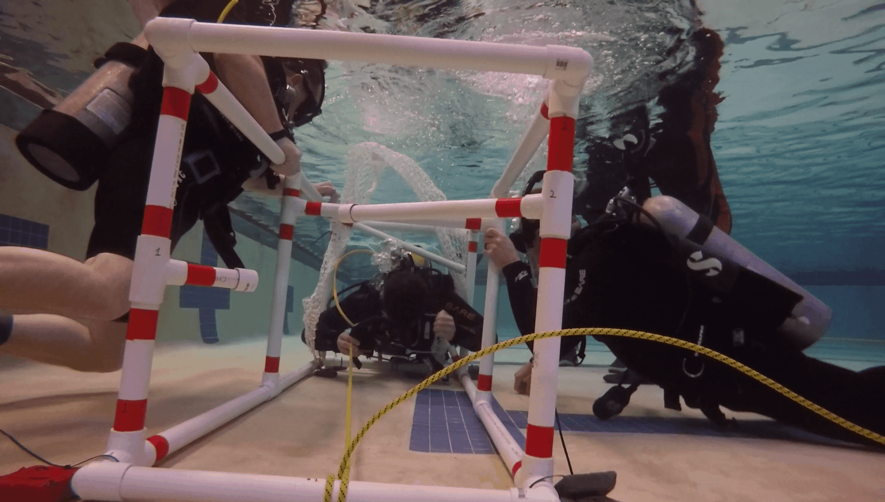 Dive Rescue I Training Program from Dive Rescue International